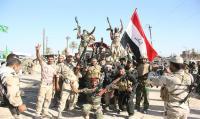 دعم جهود العراق في مكافحة الإرهاب