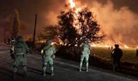 مقتل 66 شخص نتيجة انفجار بالمكسيك