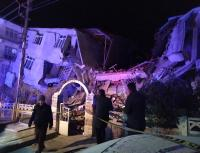 زلزال يضرب غرب تركيا