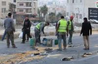 الأمانة: أعمال تمديد على شارع الملك عبدالله الثاني الثلاثاء