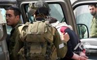 الاحتلال يعتقل 5 مواطنين شرق القدس