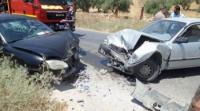 8 إصابات بحادث تصادم في الطفيلة