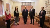 أردنيون ردّاً على تعيين البخيت: خد ومتعود ع اللطم