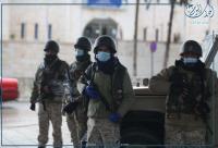350 مخالفا لحظر التجول الشامل في عمّان