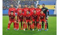 المنتخب الوطني يتراجع مركزين في تصنيف فيفا