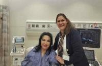 نقل الفنانة سميرة توفيق إلى المستشفى