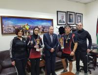 جامعة البترا تحصد المركز الأول في بطولة الريشة الطائرة للجامعات