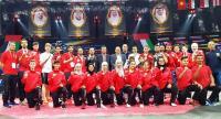 أربع ذهبيات وفضية للتايكواندو في ختام مشاركته ببطولة الفجيرة الدولية