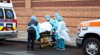 774 وفاة جديدة بكورونا في اميركا