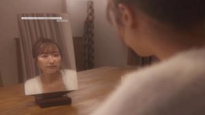 مرآة ذكية تخبرك بمدى جمالك