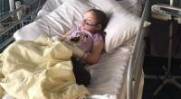 طفلة تعيش 500 نوبة صرع يومياً
