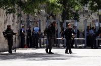 مسؤول اردني: مصَرون على زالة البوابات الالكترونية بالاقصى