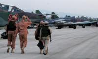 """الكرملين: روسيا ستبقي قاعدتين في سورية لضرب """"الإرهابيين"""""""