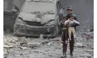 مقتل 19 مدنيا بغارات روسية وسورية على الغوطة