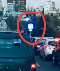 حقيقة وجود كاميرات باللوحات الإعلانية في عمان