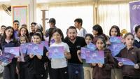 """بمشاركة أكثر من 2000 طالب وطالب زين تختتم برنامج """"تألّق"""""""