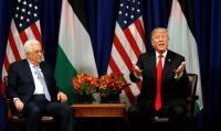 ترامب يؤيد هدنة بين إسرائيل وحماس متجاوزا عباس