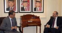 الصفدي يؤكد دعم الاردن لاستقرار اليمن