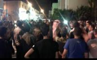 مسيرة ليلية في ذيبان احتجاجا على رفع الأسعار