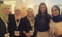 5 أردنيات يفزن بجائزة أفضل مشروع تكنولوجي في أميركا
