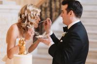 الحلويات تقتل عروساً أثناء حفل الزفاف