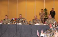 فريحات:القوات المسلحة لها القدرة على مواجهة اي تهديد