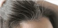 كيف تتخلصين من الشعر الابيض من دون صبغة؟