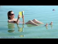 حقائق غريبة عن البحر الميت