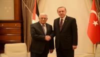 عباس يطلب من أردوغان التدخل