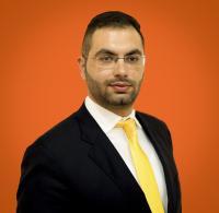 """النائب زيادين امام """"مجلس اوروبا"""" : قرار ترامب مهين للعرب"""