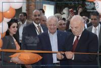 Orange تفتتح معرضها الذكي بموقعه الجديد في البوليفارد - صور