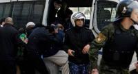 فلسطينيون يرشقون وفدا أمريكيا بالبيض