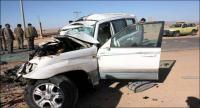 وفاة اردنية وزوجها ووابنها بحادث في السعودية