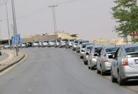 مالكو سيارات البريوس يجتمعون بالبحر الميت  - صور