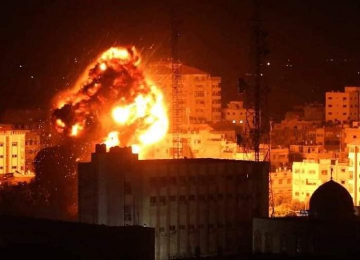 اتفاق لوقف إطلاق النار بغزة