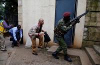 اشتباه بهجوم إرهابي في كينيا