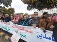 إدارية النواب تلتقي ممثلين عن اعتصام متقاعدي الضمان