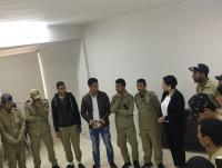 32 شاب يشاركون بورشة تدريبية في مادبا - صور