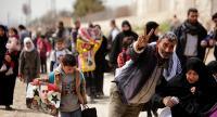 أكثر من 3500 شخص غادروا الغوطة الشرقية منذ صباح الاثنين