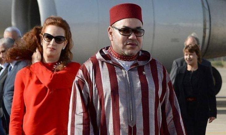 ملك المغرب وطليقته ينفيان شائعات هروبها مع ولي العهد