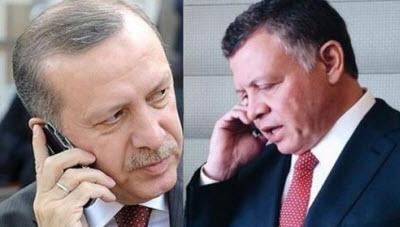 اردوغان يهنئ الملك بالعيد    حدث وصورة