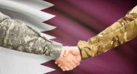 تدريب أمريكي  قطري  أردني استعداداً للمونديال