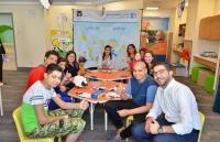شركة إيجل هيلز الأردن توزع الهدايا على أطفال مركز الحسين للسرطان
