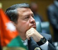 الملك يعزي العاهل المغربي بضحايا حادث القطار
