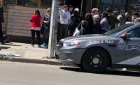 بالفيديو ..  شاحنة تدهس 10 أشخاص في تورونتو