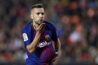 برشلونة يتحرك لتجديد عقد ألبا