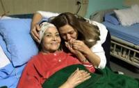 أزمة مالية تنقل مديحة يسري إلى مستشفى عسكري