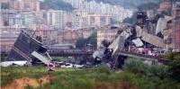 ايطاليا تعلن حالة طوارئ في جنوى لعام كامل