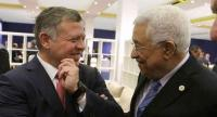 عباس يشكر الملك