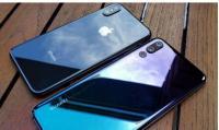 Huawei P20 Pro مقابل iPhone X